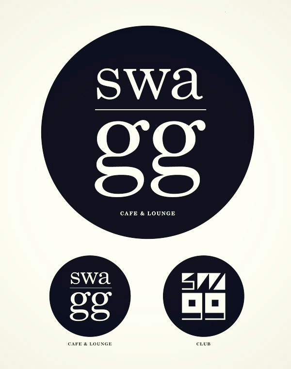 swagg Logomark and sign