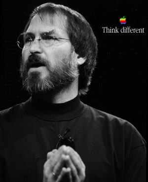 Think Different Steve Jobs