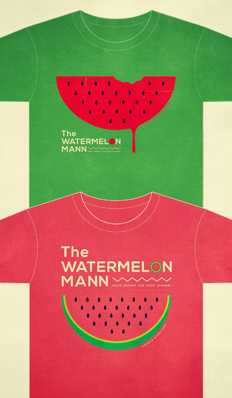 The WATERMELON MANN