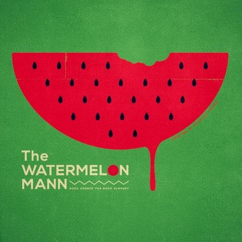 The WATERMELON MANN - Green